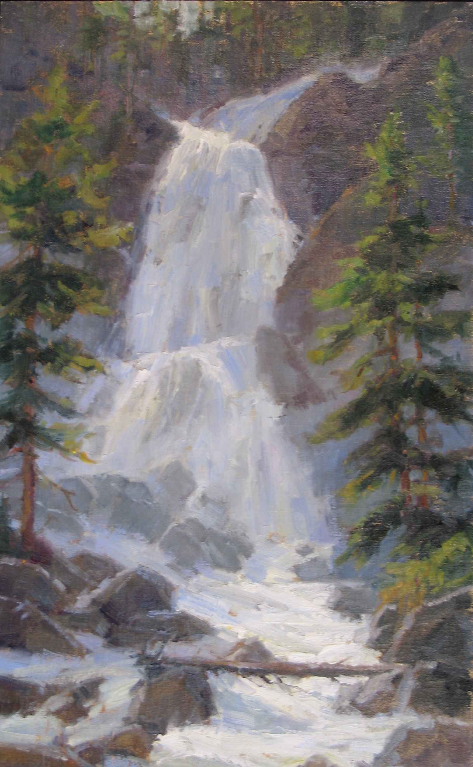 Christmas ornament sales of steamboat all things fulfilling for Fish creek falls
