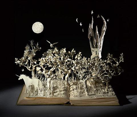 Fairy Tale Paper Artist (3/3)