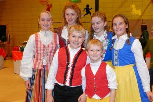 scandanavian children