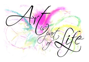 art is part of life