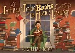 flying books of Lessmore