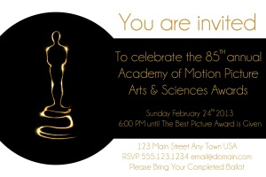 You are invited oscars-2013-generic