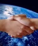 World Handshaking day