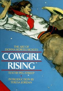 Cowgirl Rising book