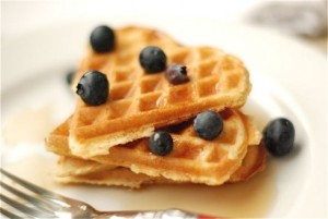 Heart-shaped-waffles-490x329