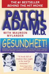 patch adams book