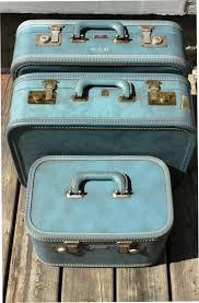 luggage 1950s