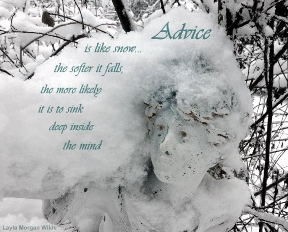 advice & snow