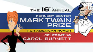 mark twain prize for humor