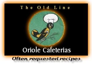 Oriole Cafeterias