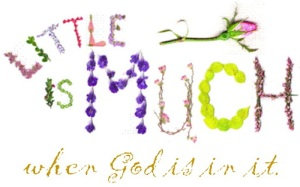 little is much