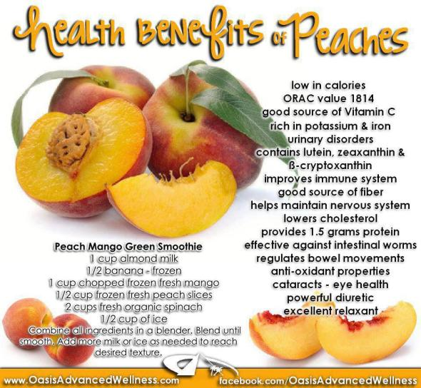 Peaches two
