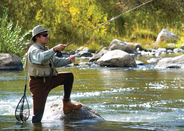 A spirited community all things fulfilling for Fishing colorado springs