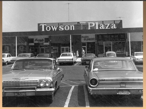 Towson Plaza