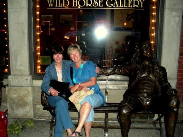 sue and mary wildhorse gallery