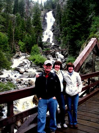 sue terry jan fishcreek falls