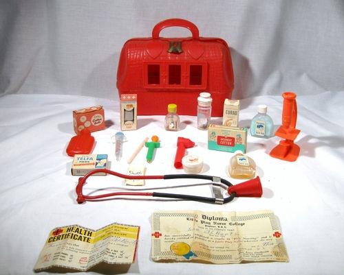 vintage doctors kit