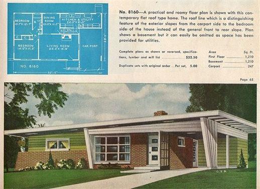 vintage house 6