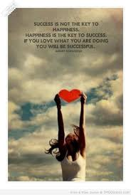 Happiness & Success