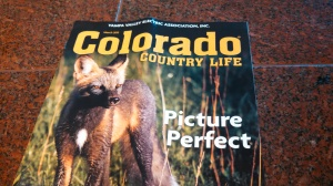 Colorado Country Life Mag cover March 2015