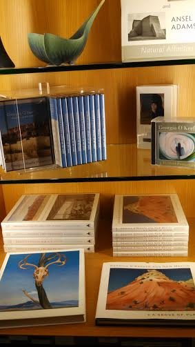 Georgia Okeefe DVDS