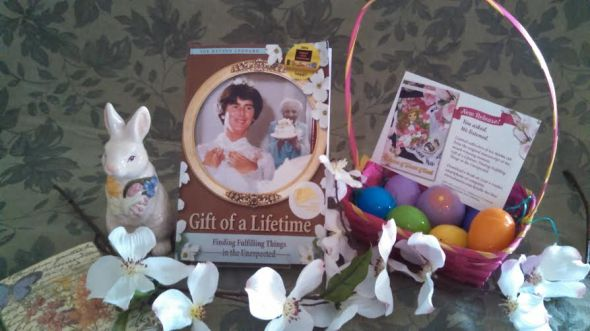 Easter book promo