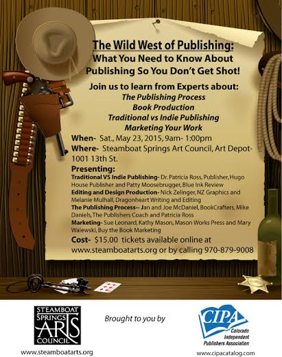 Wild West of Publishing