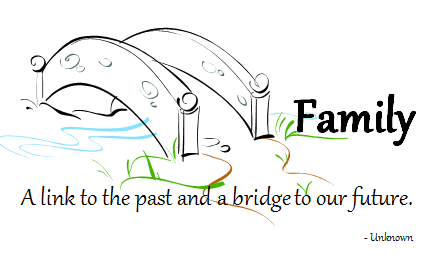 family link to the past and bridge to future