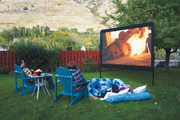 outdoors movies