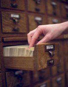 library dewey decimal