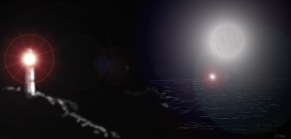 lighthouse__boat___moonlight