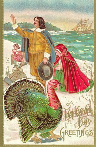 vintage-thanksgiving-turkey-with-pilgrims-family1