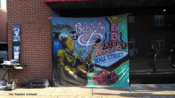 Beale Street signed