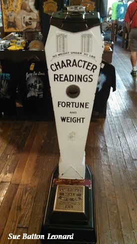 character readings and weight signed