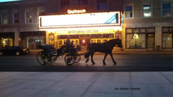 orpheum horse and carriage 2 (best one) signed
